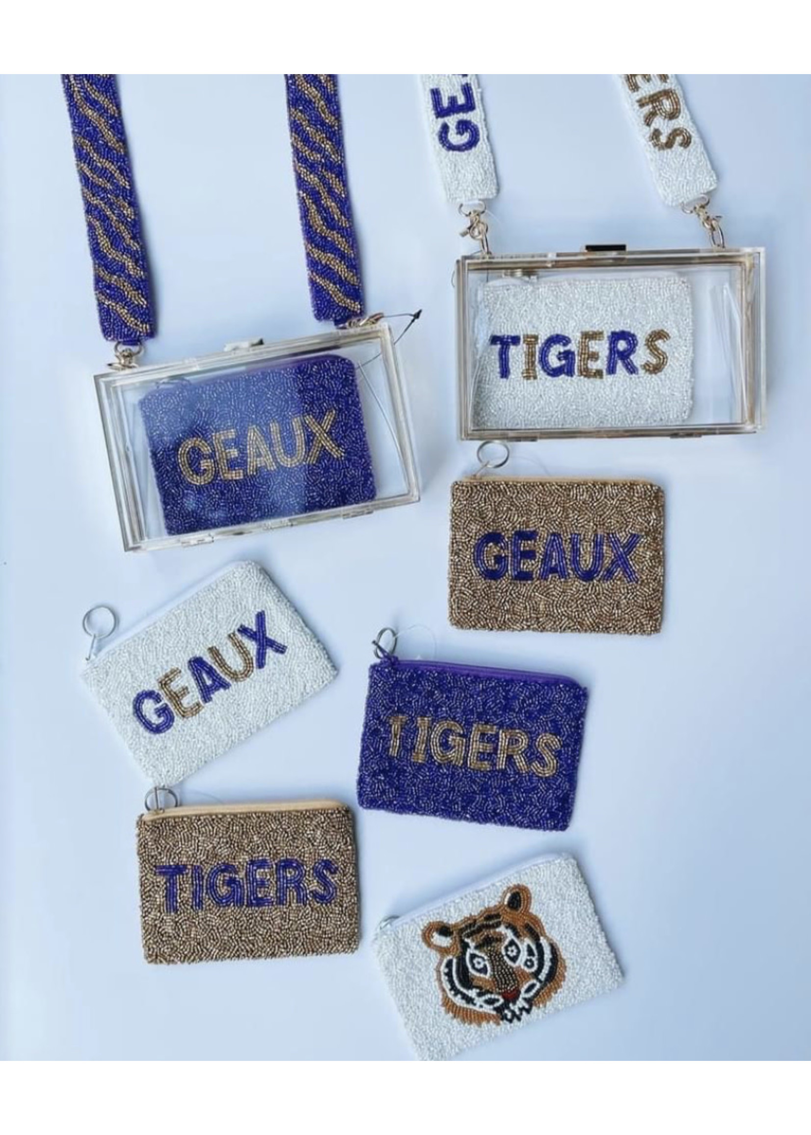 mBags Beaded Shoulder Purse Strap