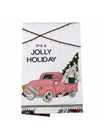 Glory Haus Jolly Holiday Truck Towel