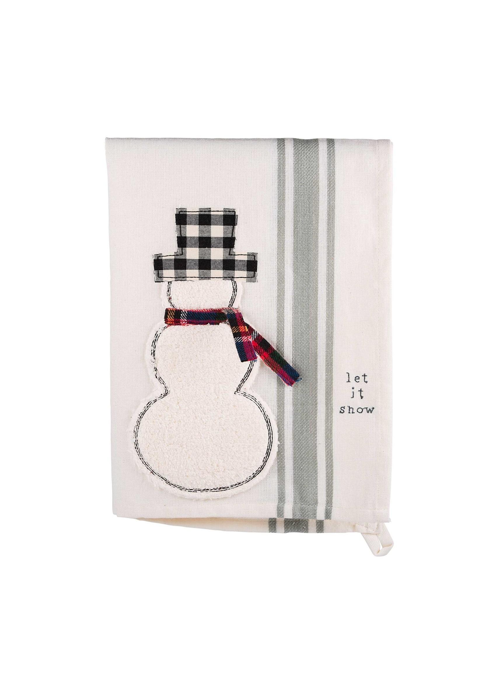 Glory Haus Let It Snow Towel