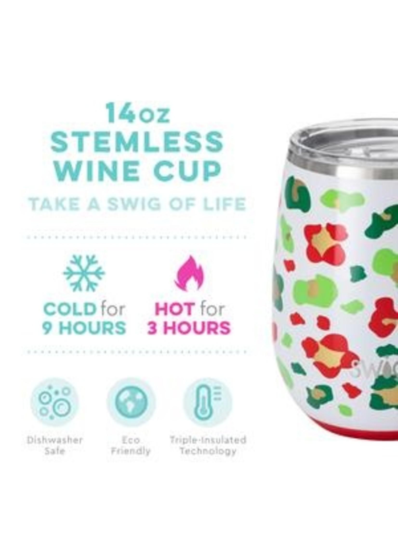 Swig Stemless Wine - Jingle Jungle