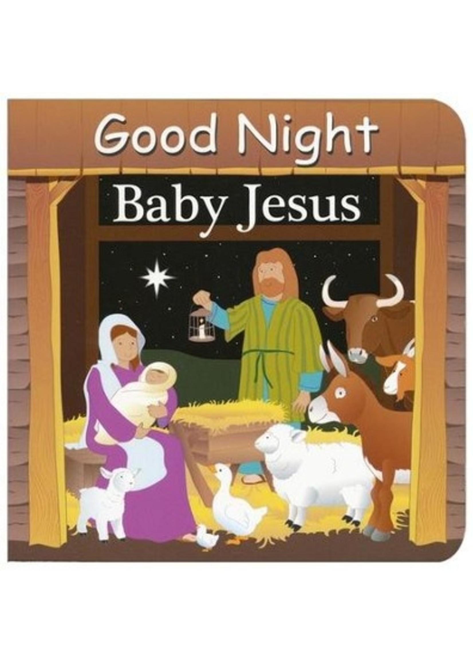 Random House Good Night Baby Jesus