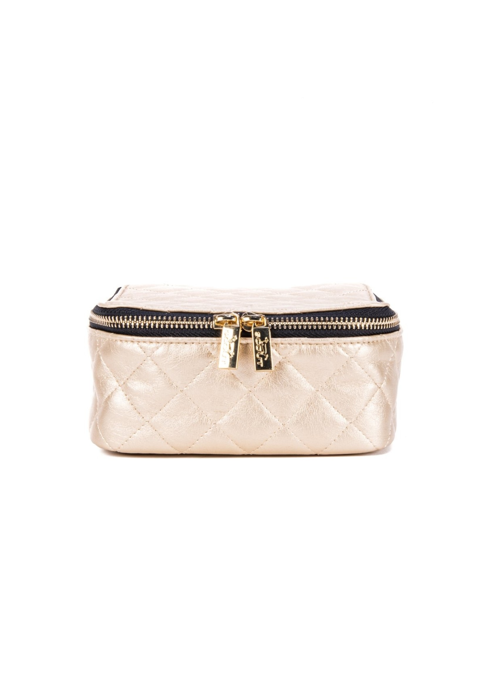 scout by bungalow Scout Hidden Gem Gold Quilted