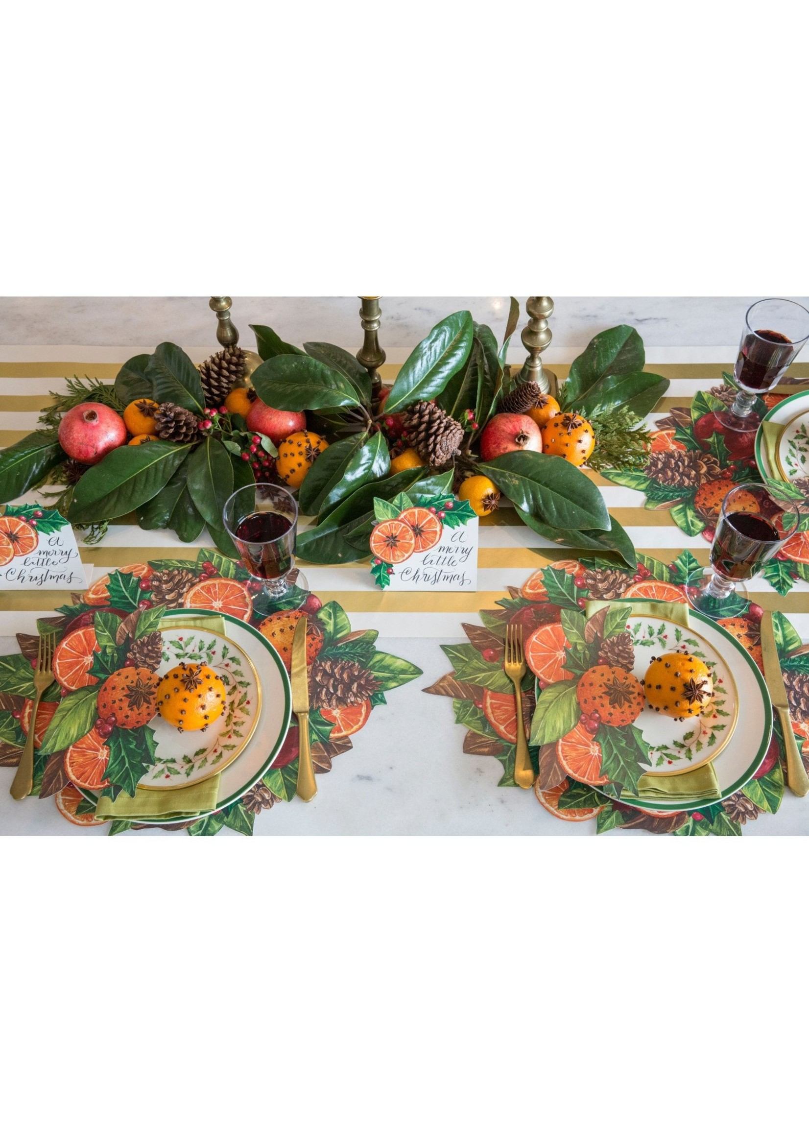 Hester & Cook Pomander Table Accent ( set of 12)
