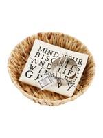 Mudpie Biscuit Basket Set