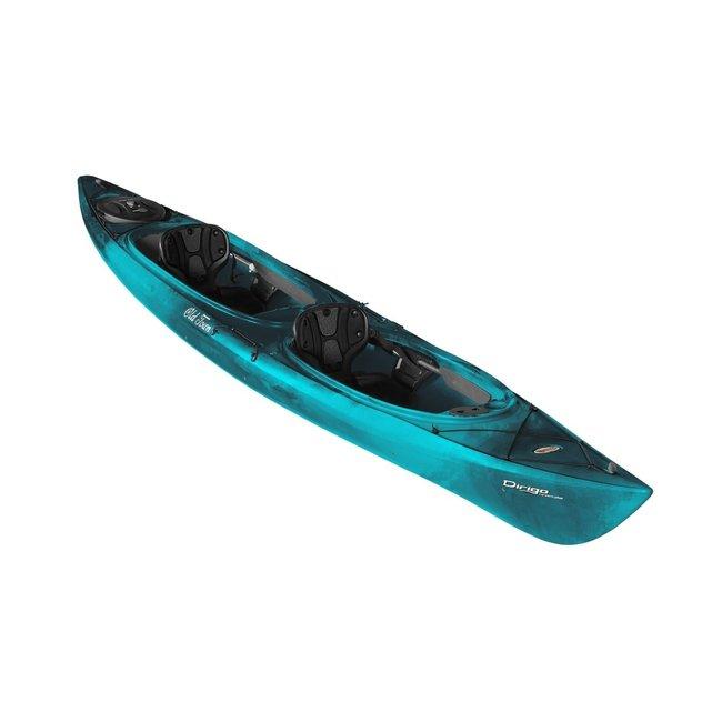 Old Town Dirigo Tandem Plus Recreational Kayak