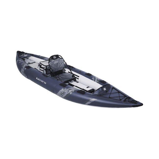 Aquaglide Blackfoot Angler 130 Single Inflatable Fishing Kayak