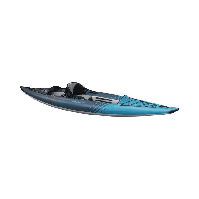 Aquaglide Chelan 120 Single Inflatable Recreational Kayak