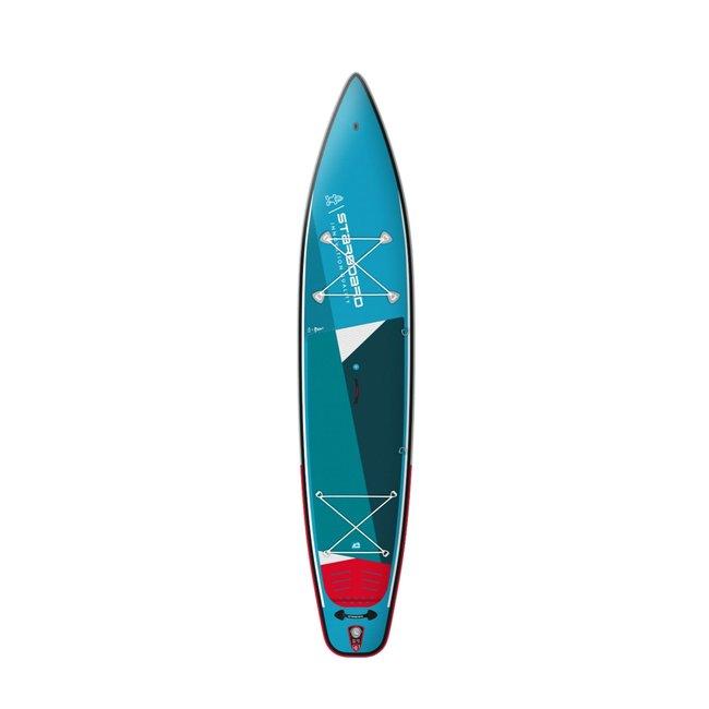 "Starboard Inflatable Touring 12'6"" x 30"" Zen SC 2021"