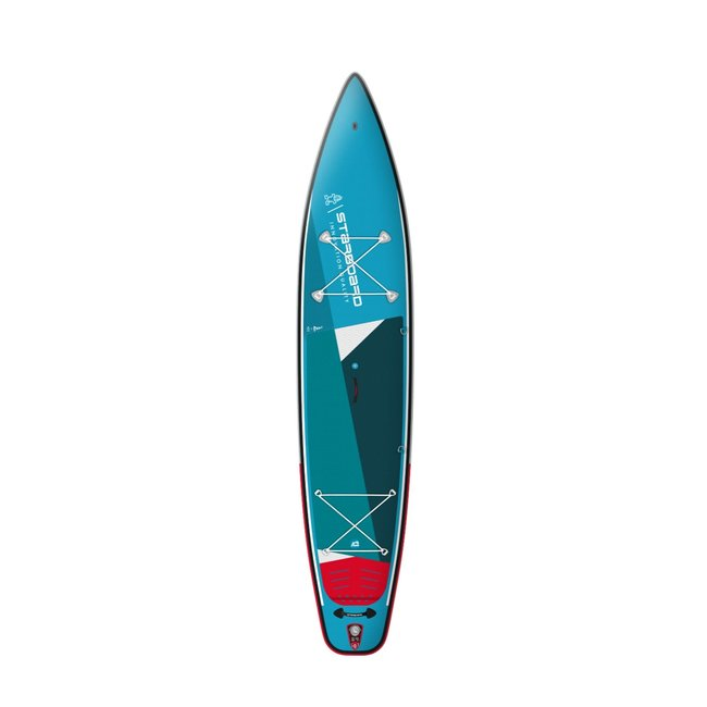 "Starboard Inflatable Touring 12'6"" x 30"" Zen Single Chamber SUP 2021"