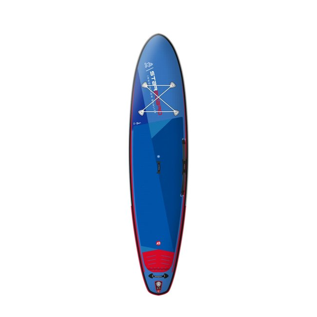 "Starboard Inflatable iGO 12' x 33"" Deluxe Single Chamber Cruising SUP 2021"