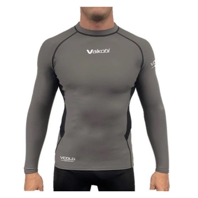 Vaikobi V Cold Hydroflex Long Sleeve Hydrophobic Fleece Top