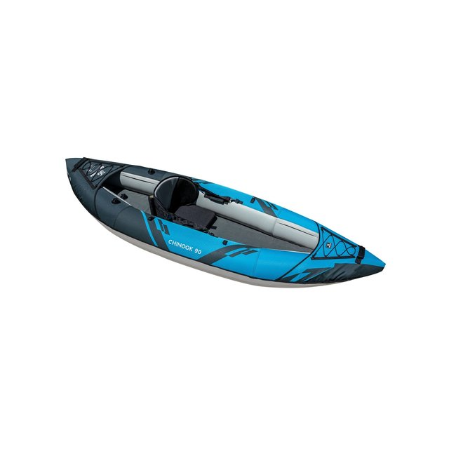Aquaglide Chinook 90 Inflatable Single Recreational Kayak