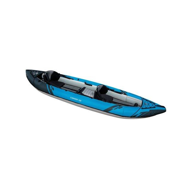 Aquaglide Chinook 120 Inflatable Tandem Recreational Kayak