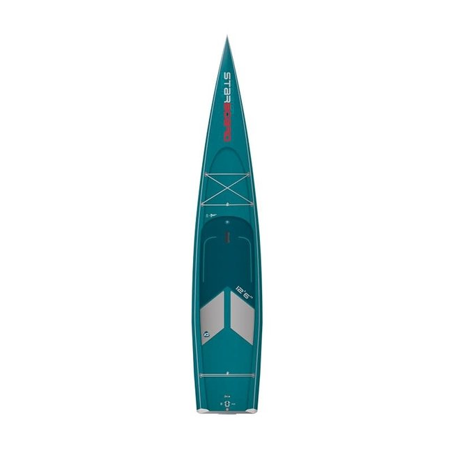 "Starboard Waterline 12' 6"" x 28"" Carbon Top Performance Touring SUP  2020"