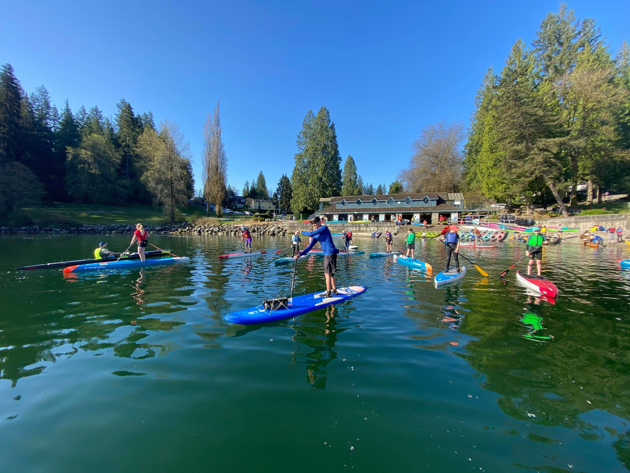 Our Top 3 Paddling Locations in Vancouver & North Vancouver