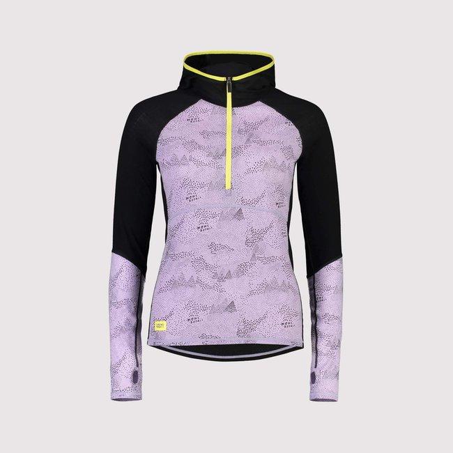 Mons Royale Women's Bella Tech Hooded Sweater