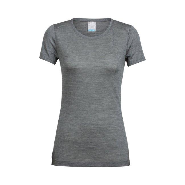Icebreaker Women's Merino Sphere Short Sleeve Crewe T-Shirt