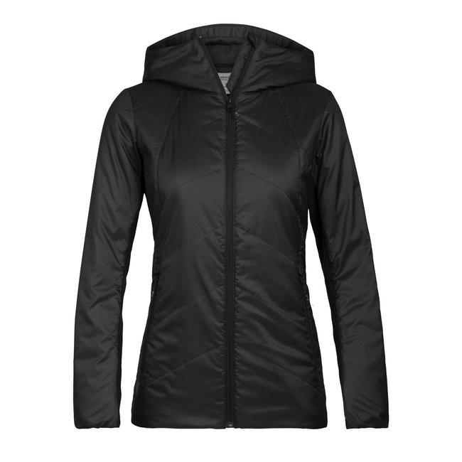 Icebreaker Women's Merino Helix Hooded Jacket