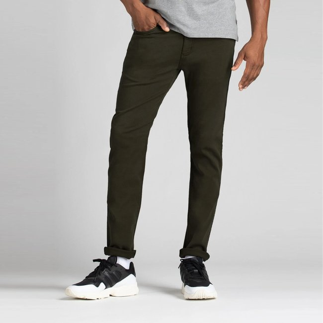 Duer Men's No Sweat Pant Relaxed