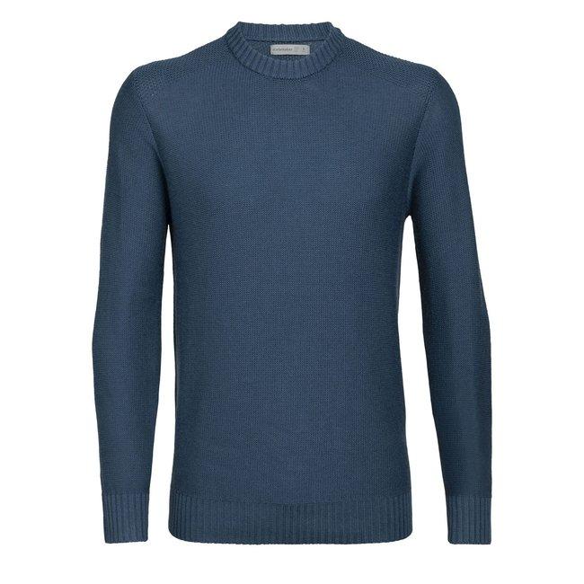 Icebreaker Men's Merino Waypoint Crewe Sweater