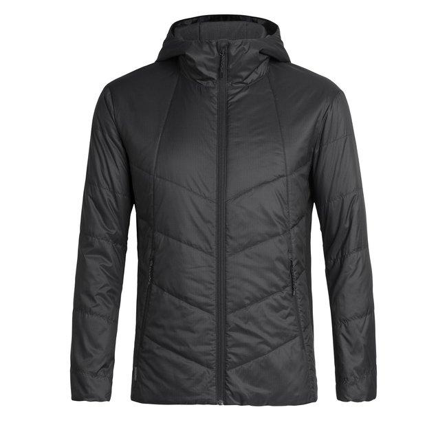 Icebreaker Men's MerinoLoft Helix Hooded Jacket