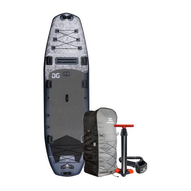 Aquaglide Blackfoot Angler Inflatable Stand Up Paddleboard