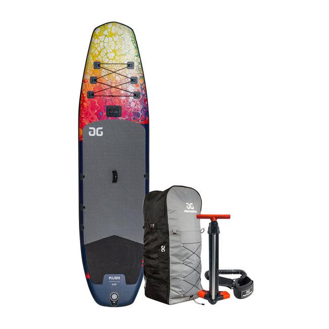 Aquaglide Kush 11' Inflatable Stand Up Paddleboard