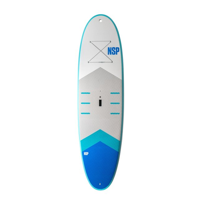 """NSP HIT Cruiser Recreational Stand Up Paddleboard 9'8"""" x 31.5"""""""