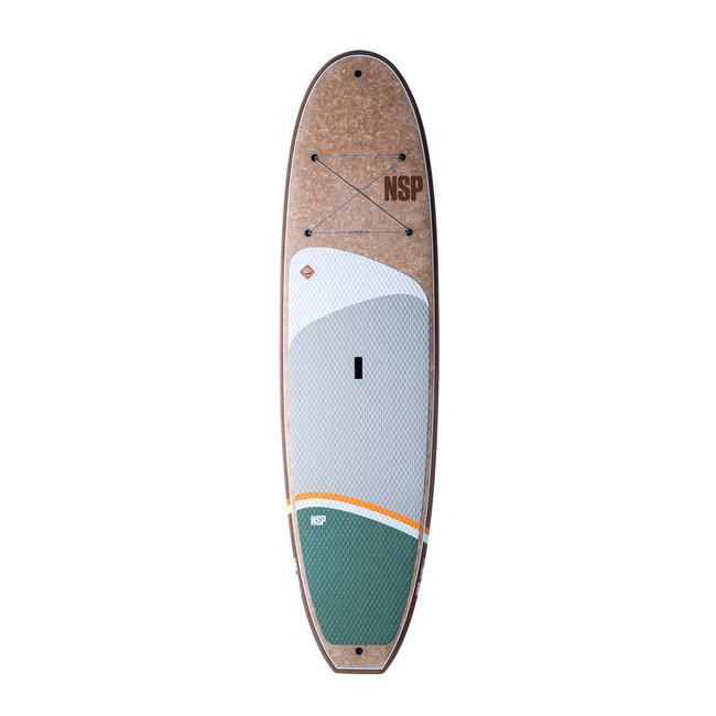"""NSP CocoFlax Cruise Recreational Stand Up Paddleboard 11'6 x 33"""""""