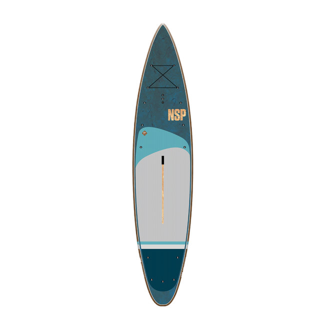 """NSP CocoFlax Performance Touring Stand Up Paddleboard 12'6"""" x 32"""""""
