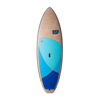 """NSP CocoFlax DC Surf Wide 8'10"""""""