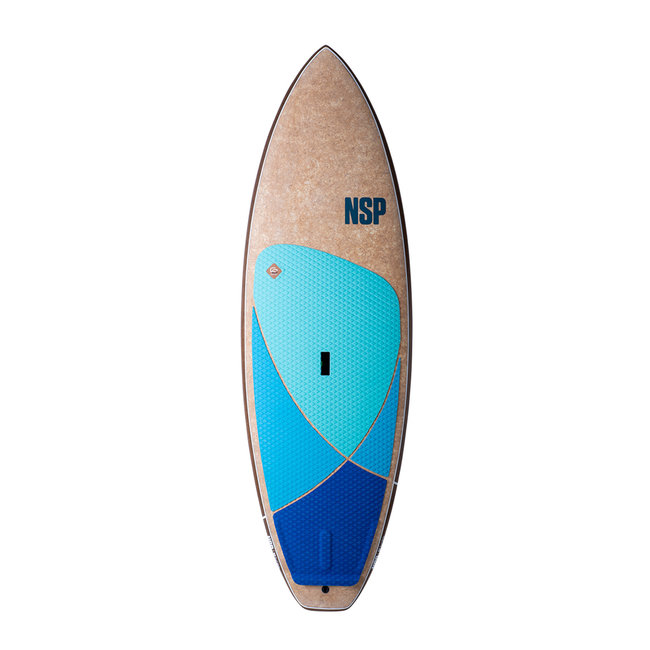 """NSP CocoFlax DC Surf Wide 8'3"""" Stand Up Paddleboard"""