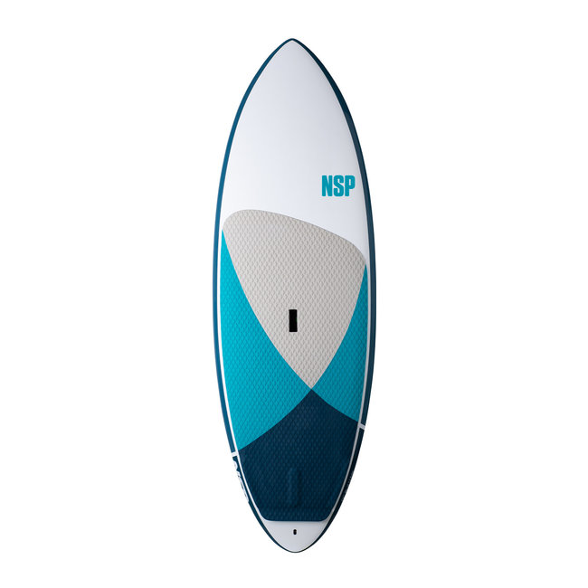 """NSP Elements DC Surf SUP 8'3"""" x 32"""" Stand Up Paddleboard"""