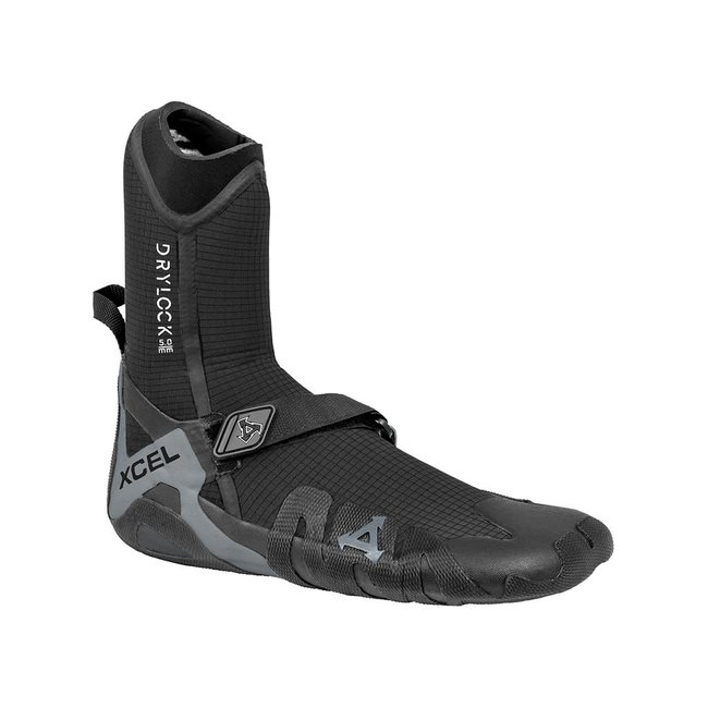Xcel Drylock Round Toe 5mm Neoprene Boots