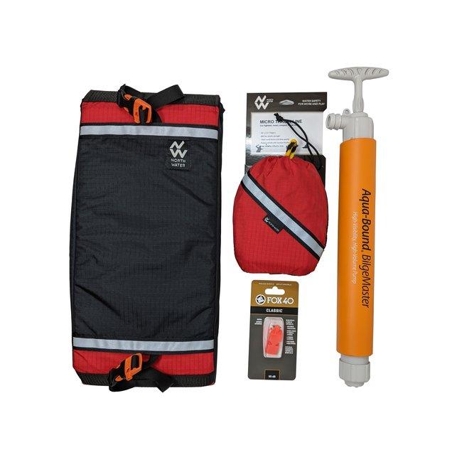 North Water Sea Tec Kayak Touring Safety Kit