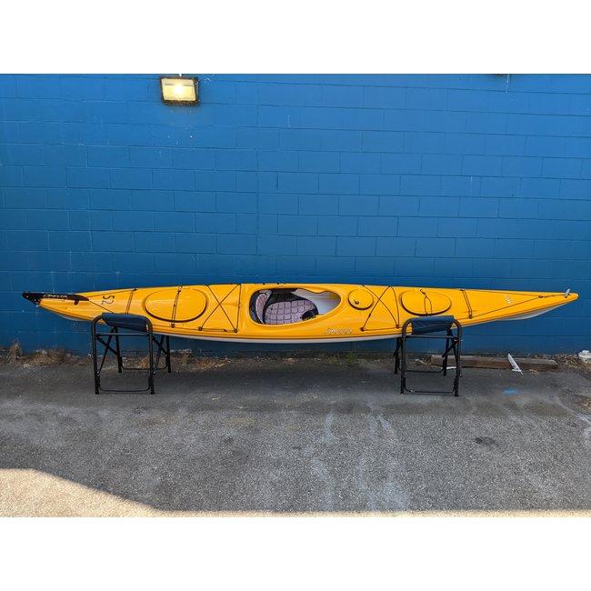 Delta Kayaks Ex-Rental Delta 15.5 GT Touring Kayak