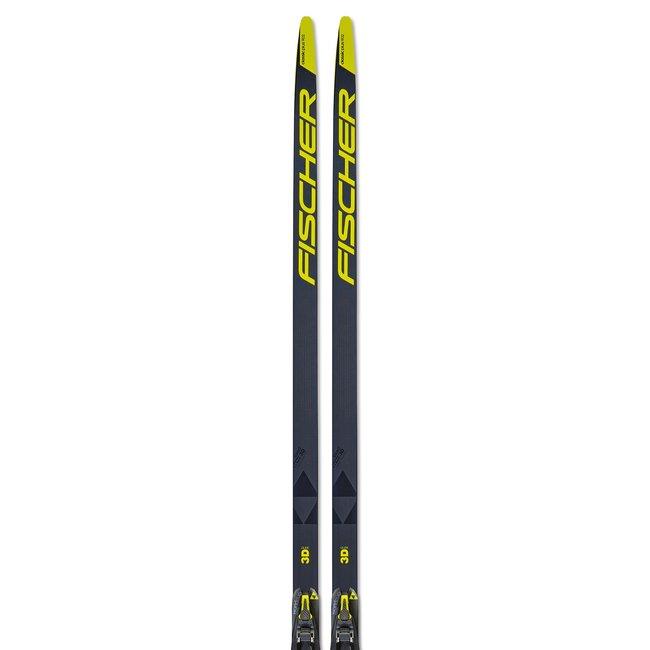 Fischer Speedmax 3D Classic Plus IFP Waxable Ski