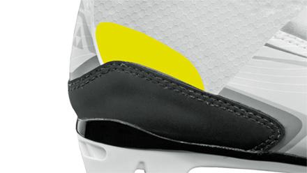 Internal Molded Heel Cap