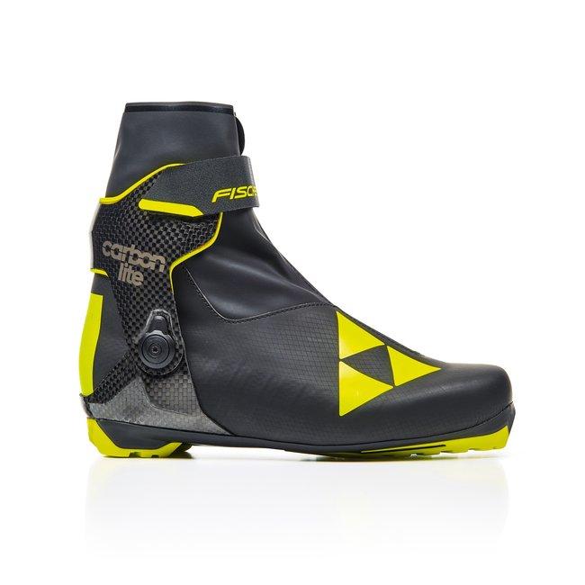 Fischer Carbonlite Skate Cross Country Ski  Boot