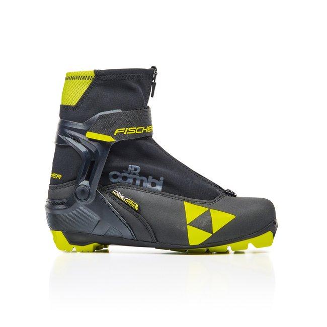 Fischer Jr. Combi Cross Country Ski Boot