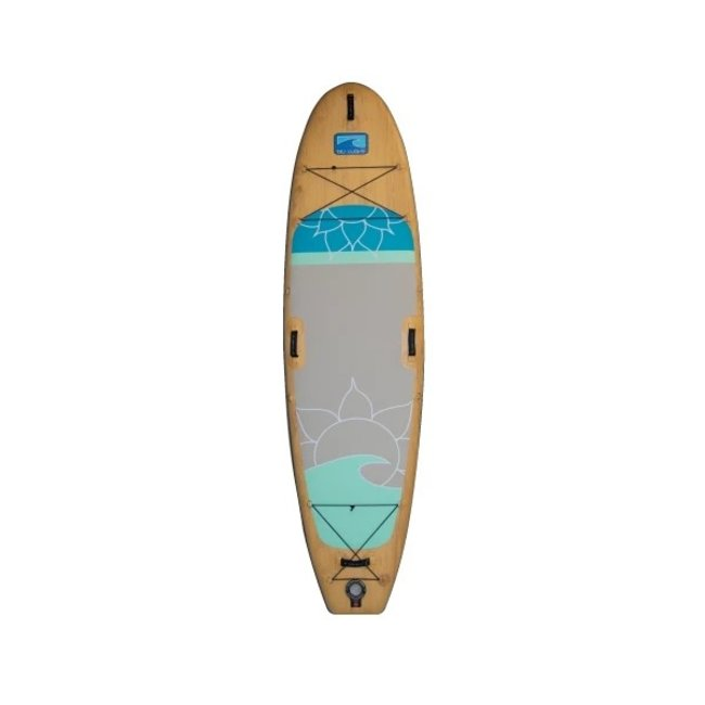 """Blu Wave Inflatable The Karma 10'6 x 33"""" Stand Up Paddleboard"""