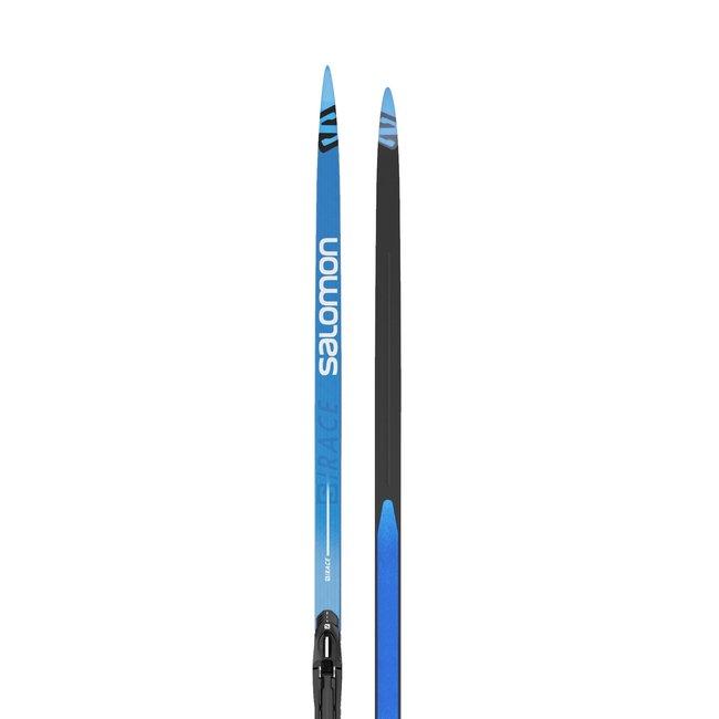 Salomon S/Race eSkin Ski + Shift-In Bindings