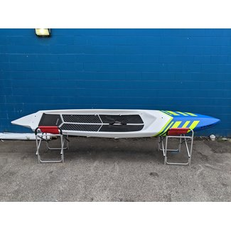 ONE SUP Used Evo Pro 2.0 14x26 Carbon Blue/Green