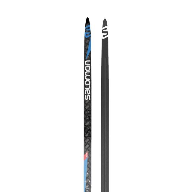 Salomon S/Lab Carbon Skate Blue Cross Country Ski