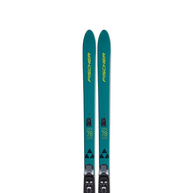 Fischer Traverse 78 Crown Xtralite Back Country Nordic Ski