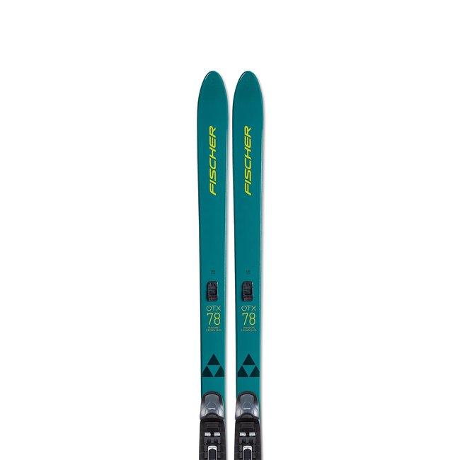 Fischer Traverse 78 Crown Xtralite BC Ski