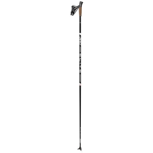 KV+ Elite Q Clip Carbon Cross Country Ski Pole Kit