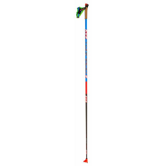 KV+ Tornado Plus Carbon Cross Country Ski Pole Kit