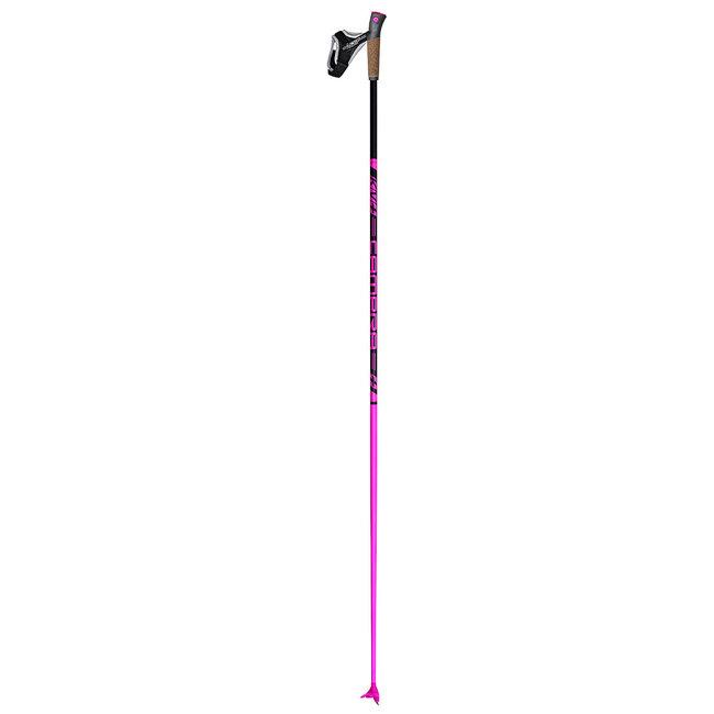 KV+ Campra Pink Clip Poles