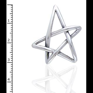 Free Form Star Pendant